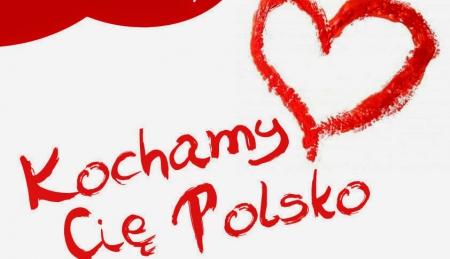 KOCHAMY CIĘ POLSKO!